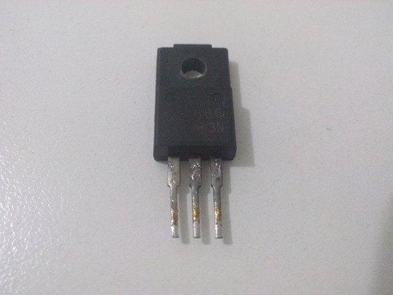 Mosfet Canal N 450v 8a (k1606)