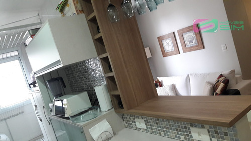 Imagem 1 de 26 de Apartamento Em Campestre - Santo André - 4709