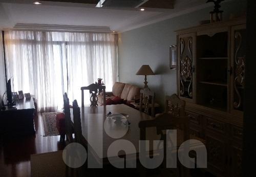 Imagem 1 de 14 de Apartamento Em Santo André Vila Bastos Com 158 Metros - 1033-8279