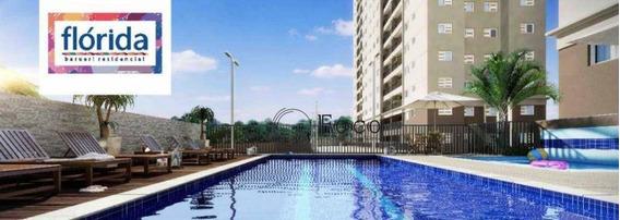 Apartamento Com 2 Dormitórios À Venda, 60 M² Por R$ 331.155 - Parque Viana - Barueri/sp - Ap0857