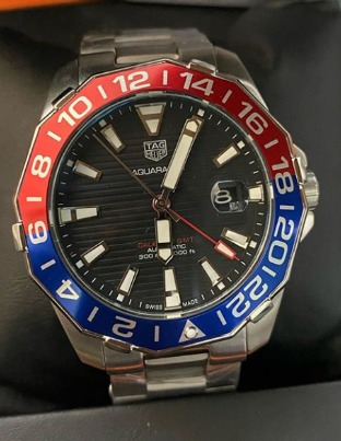 Relógio Masculino Tag F1 Automático