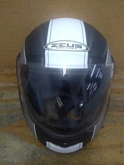 Capacete Moto Zeus 3000a 61/62