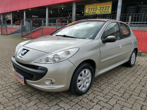 Peugeot 207 2010 1.4 Xr Sport Flex 5p