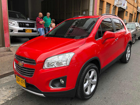 Chevrolet Tracker Lt Automática 2017