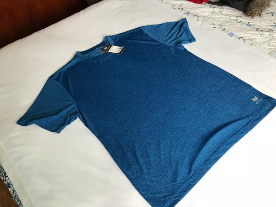 Everlast Playera Deportiva Para Caballero Talla L Azul