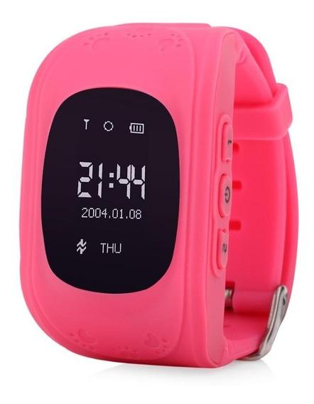 Q50 Reloj Inteligente Para Niños Gsm Gprs 30% Detalle Caja