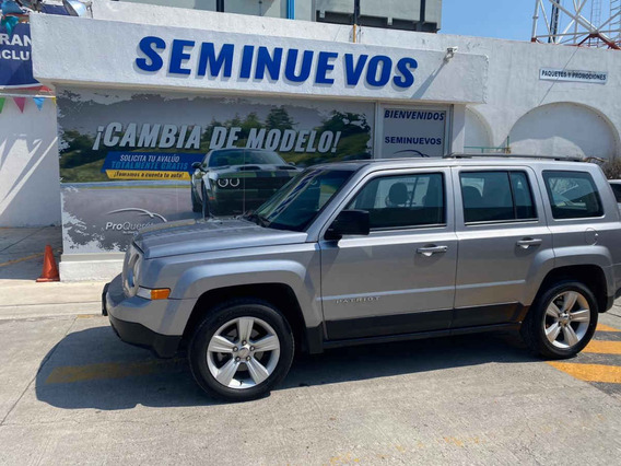 Jeep Patriot 2016 5p Sport L4/2.4 Aut