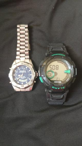 Dois Relógios Originais