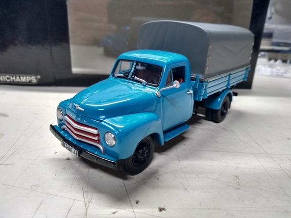 Minichamps 1/43 Caminhao Opel Blitz 1954