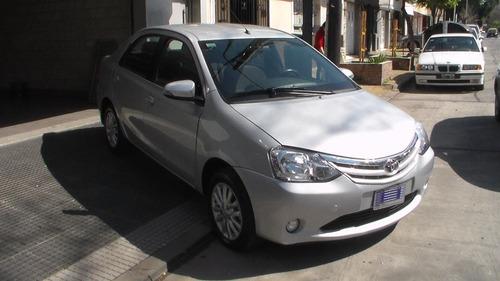 Toyota Etios 1.5 Xls 4p 2014
