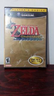 Zelda -wind Waker- Game-cube