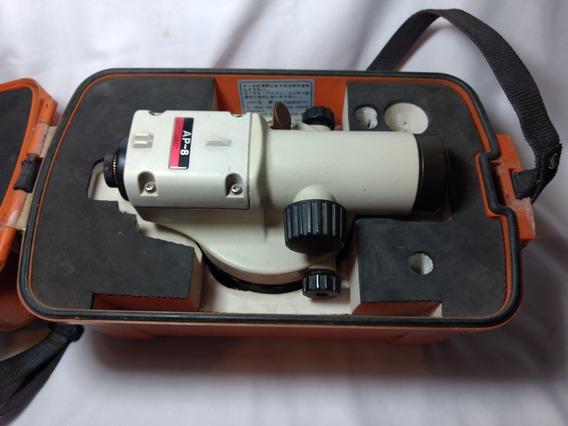 Nivel Topografico Automatico Nikon Ap8