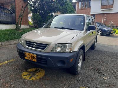 Honda Cr-v 4x4 Automatica