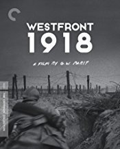 Westfront 1918 (the Criterion Collection) [blu-ray];cri Ba1