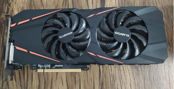 Placa De Video Geforce Gtx 1060 6gb G1 Gaming Gddr5 - Gigaby