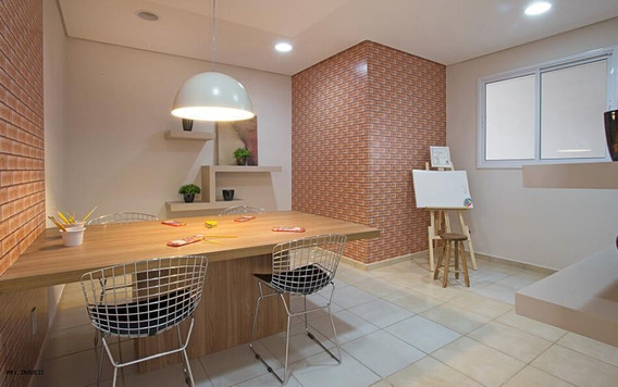 Apartamento Para Venda Em Guarulhos, Macedo, 2 Dormitórios, 1 Banheiro, 1 Vaga - 13_1-1178052