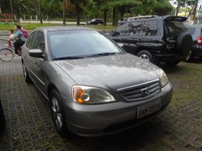 Civic Lx Automático - 2003 - 2003 - Wilson.