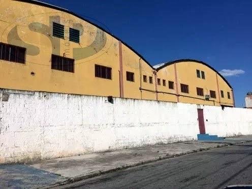 Imagem 1 de 6 de Galpão Em Vila Taquari  -  São Paulo - 934