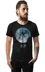 Camiseta Escudo Hp - Harry Potter Filme 2000226