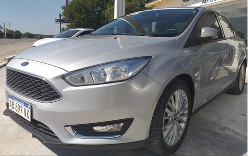 Ford Focus Iii 2.0 Sedan Se Plus At6 2017