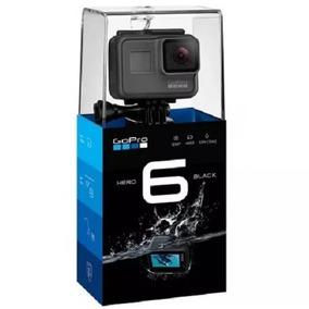 Go Pro Hero 6 Black Camera Gopro 6 Ultra Hd - Novo - Lacrado