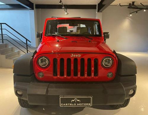 Imagem 1 de 8 de Jeep Wrangler 3.6 Sport 4x4 V6 12v Gasolina 2p Automático