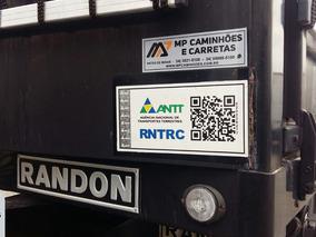 Carreta Graneleiro Randon 3 Eixos Ls 2012 1.60 X 12,5