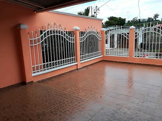 Alquilo Casa En Villas Del Bosque La Chorrera