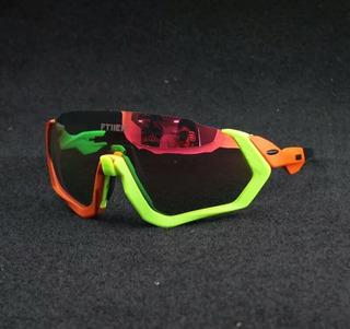 Óculos Ciclismo - Esporte, Marca Fthiier, Proteção Uv400