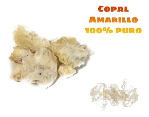 Imagen 1 de 1 de Copal Amarillo 50 Gramos