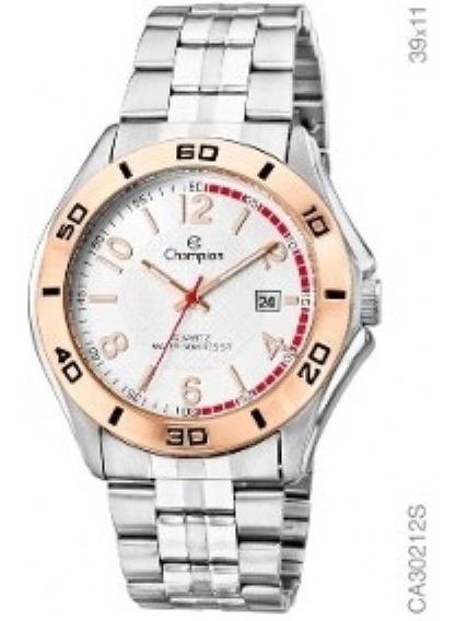 Relógio Champion Original, Novo, Masculino Ca30212s