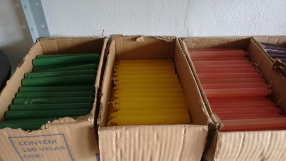 Ajé Salungá Velas Coloridas