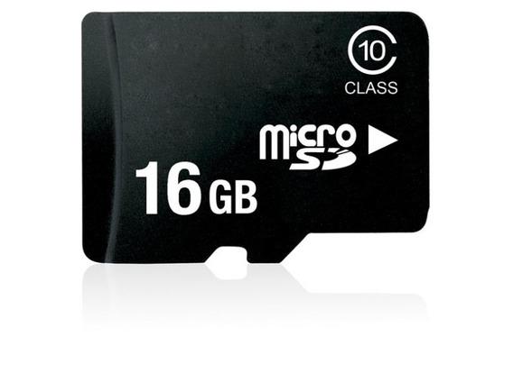Cartão Micro Sd De Memória 16gb Kingston Promoção Celular