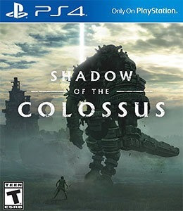 Shadow Of The Colossus Digital Ps4 Original**1