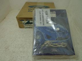 Manual Proprietário Original Ford New Fiesta Edição Dez 2011
