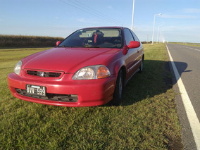 Honda Civic 1.6 Ex Coupe 1996