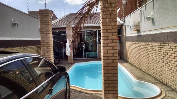 Casa Residencial À Venda, Jardim Boer I, Americana - Ca0325. - Ca0325