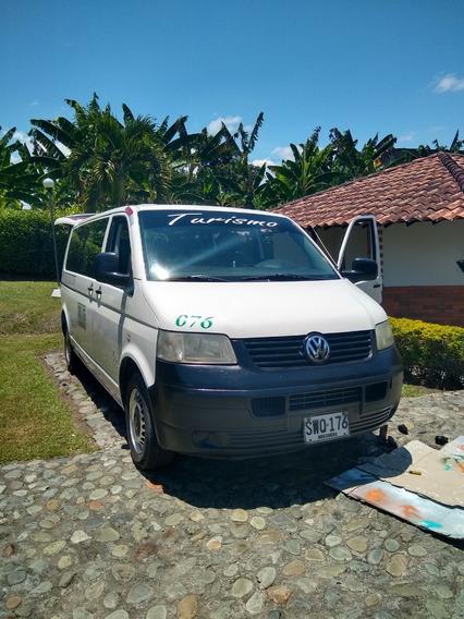 Volskwagen Transporter 2009 Excelente Estado