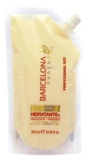 Mascarilla Hidratante + Barcelona Pharma 500ml Doypack