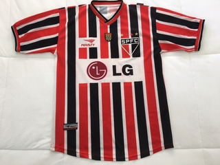 Camisa Spfc Original Camp.paulista 2000