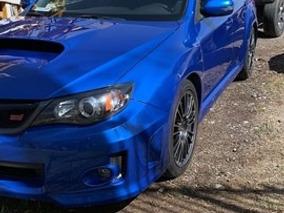 Subaru Impreza Wrx Sti 2011 Seminuevo...