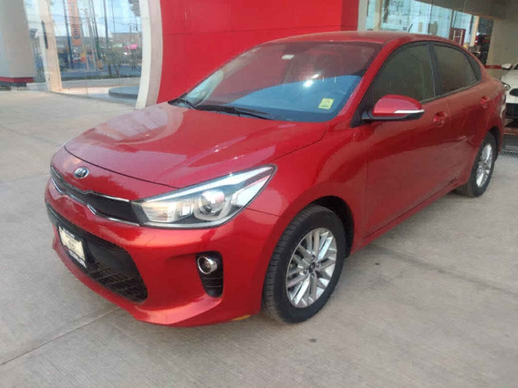 Kia Rio Sedan 2018 4 Pts Ex, Tm6, A/ac Aut
