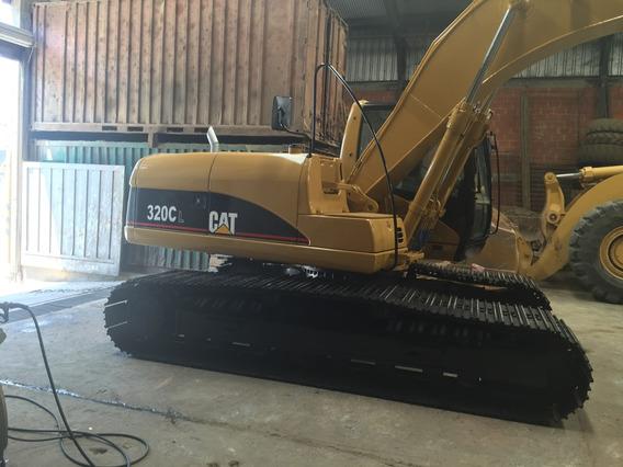 Excavadora Caterpillar 320 Cl Retroexcavadora