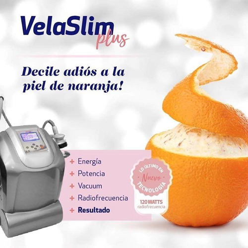 Alquiler Velaslim Plus