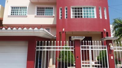 Casa En Renta, Col. Petrolera, Coatzacoalcos, Ver