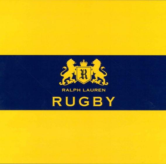 Rugby Ralph Lauren X-slim Original Fotografías Reales