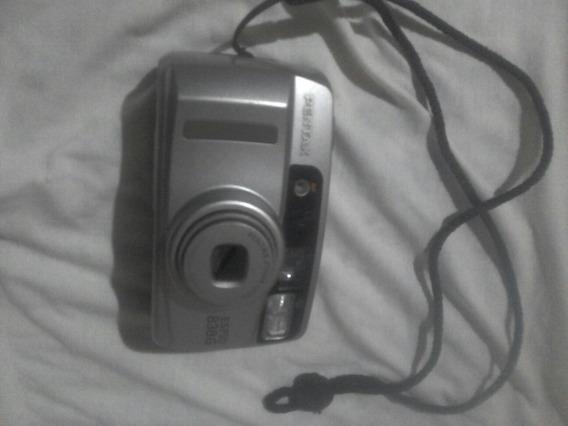 Câmera Pentax Antiga Espio 838g Zoom Lens