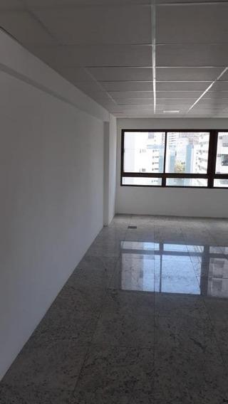 Sala Em Tamarineira, Recife/pe De 53m² Para Locação R$ 2.000,00/mes - Sa359288