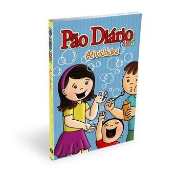 Pão Diário Kids - Livro De Atividade