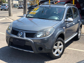 Renault Sandero Stepway 1.6 Novo Demais Licenciado Ac Cartao